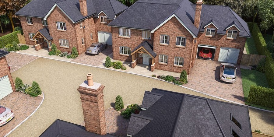 ONE PROPERTY REMAINS AT EXCLUSIVE LUXURY DEVELOPMENT IN BRAMCOTE
